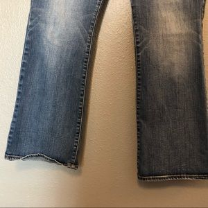 American Eagle Outfitters Jeans - AMERICAN EAGLE JEANS KICK BOOT 16 SHORT